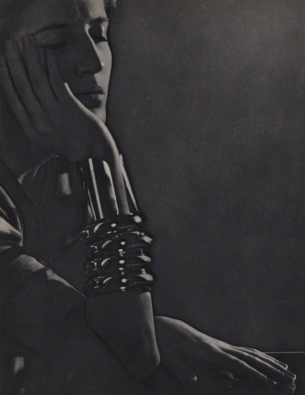 NPG x137151; Jacqueline Goddard by Man Ray (Emmanuel Radnitzky)