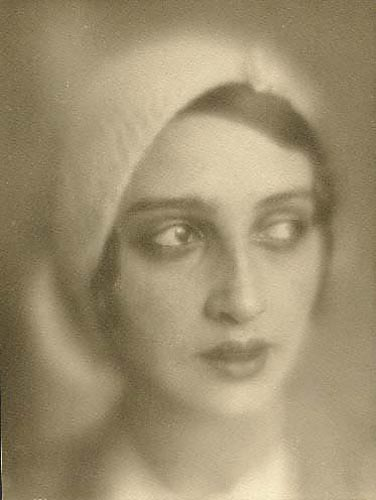 Jacques-Henri Lartigue Renee in Hat, 1930-32 7 x 5 1/4 inches [JHL 219]