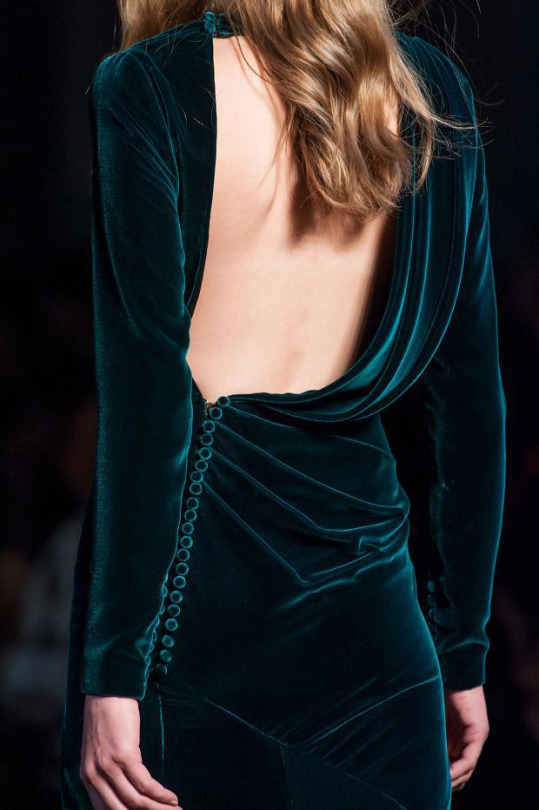 Ralph & Russo Couture Fall 2015 - Details